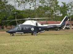 Nigerian Navy A109
