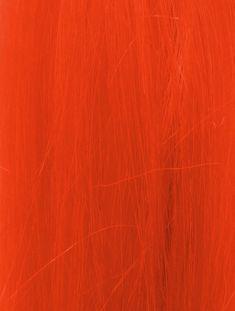 "Clip-In Hair Extension Highlights Streak - Orange 14"""