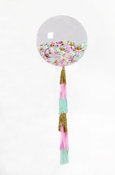 """Confetti Balloon 
