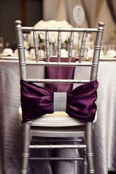 very elegant chair decor