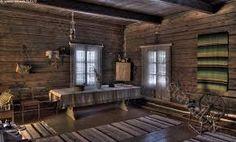"Vanha tupa (""old hut"")"