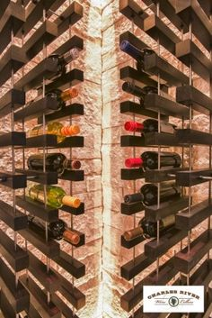 could make this wine wall!
