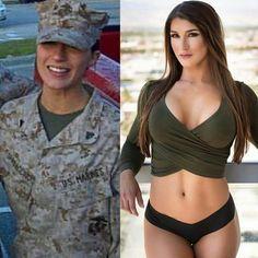 Hot fashion model woman in sexy bikini swimwear. Sexy Bikini, Bikini Girls, Bikini Swimwear, Female Soldier, Army Soldier, Military Girl, Military Women, Gorgeous Women, Beautiful