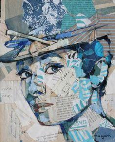 Magem, Carme - Sèrie 7è art - n 4 (Audrey Hupburn)