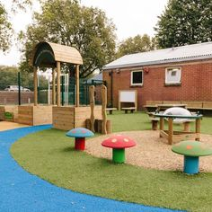Eyfs, The Outsiders, Park, Parks