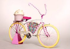 The Cupcake Bicycle ~ Drop Dead Cute - Kawaii for Sexy Ladies