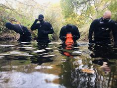 Searching for evidence in the water via @peter_faulding on Twitter Forensic Science, Forensics, Searching, Hiking Boots, Twitter, Search
