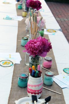 Awesome Craft Party ideas