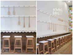 Joy cupcakes #cupcake #shop #design #architecture