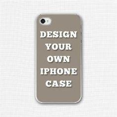 IPhone 4, IPhone 4s, IPhone Case, IPhone Cover, Design Your Own, Custom Designed Smartphone Case. | Luulla