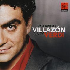 CDs - new and exciting | Rolando Villazon | Sings Verdi | Classicfeel May | www.classicfeel.co.za