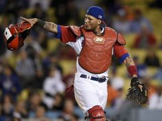USA Today - Sports (3/21/2017): Yadier Molina, Puerto Rico's heart and soul in the World Baseball Classic. (Article)