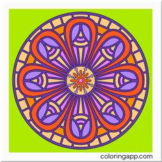 #mandalacoloring #mandalacoloringbook @coloringapp #coloringappcom #coloringappforadults #coloringforadults #coloringbook #coloring