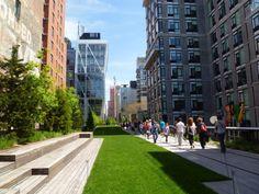 El High Line Park de Nueva York – Conoce New York