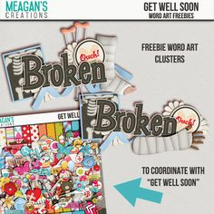 Freebie from Meagan's Creations!