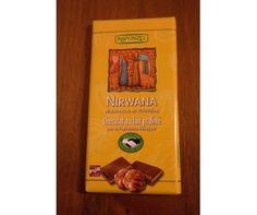CIOCOLATA NIRWANA CU TRUFANDALE BIO Snacks, Appetizers, Treats