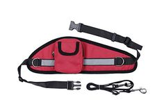 Hands-free Dog Leash Belt with Waist Bag Pouch Jogging Wa... https://www.amazon.com/dp/B01J5FK866/ref=cm_sw_r_pi_dp_FOhMxbPB6TB0Z