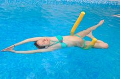 If you want to keep the weight off your joints during yoga, try your asanas in the pool. The water will keep you bouyant. Yoga Sequences, Yoga Poses, Yoga Diet, Beginner Yoga Workout, Water Aerobics, Yoga Positions, Basic Yoga, Weight Loss Secrets, Kundalini Yoga