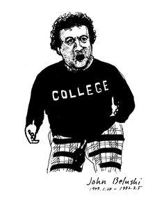 「俺にとって芝居をやることの魅力のひとつは、ずっと子供でいられるってことだな」 ジョン・ベルーシ