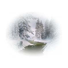 tubes paysages ❤ liked on Polyvore featuring winter, christmas, snow, backgrounds, tubes, effects, scenery, embellishment, detail and filler