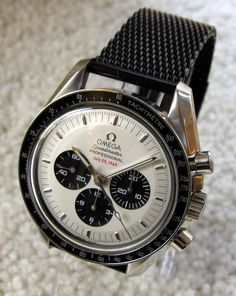 Omega Speedmaster Professional Apollo XI