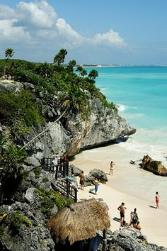 The Ultimate Beach Vacation Bucket List TULUM, MEXICO
