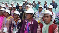 राजधानी - नया रायपुर के विकास से रूबरू हो रहे जशपुर पंचायत प्रतिनिधि।