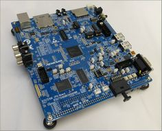 GENMAI CPU Board for Renesas RZ/A1 processor (10MB on-chip RAM)