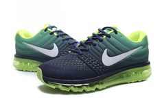 detailed look 955ce 951f4 Nike Air Max 2017 Gradual Change Grass Green · Nike ClearanceCheap ShoesNike  ...