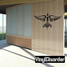 Bird Wall Decal - Vinyl Decal - Car Decal - DC080