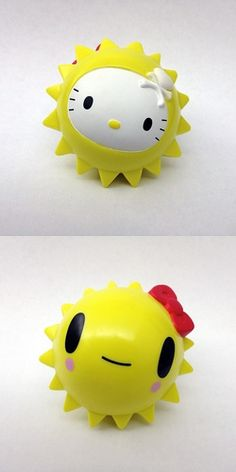 Tokidoki (Simone Legno), Sunshine Kitty