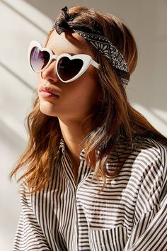 ed34698041544 Two Of Hearts Cat-Eye  sunglasses