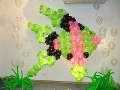 Arte e Decoração: Esculturas com Balões