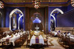 Jumeirah Zabeel Saray Hotel - Dubai Restaurants - Al Nafoorah - Arabic