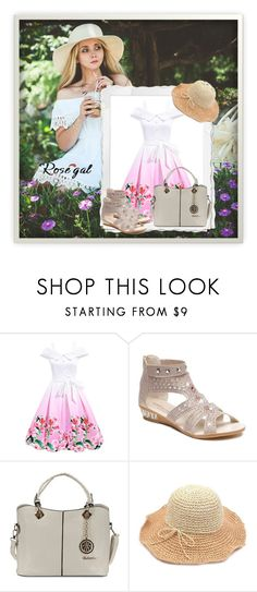 """""""Rosegal"""" by fashionunion-1 ❤ liked on Polyvore"""