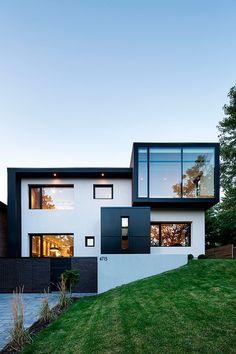 Tecno Haus: Residencia Connaught - Naturehumaine