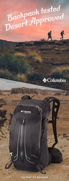 Our Trail Elite Backpack is tested tough in Canyonlands, Utah, where the only thing more grueling and unforgiving than the terrain is the temperature. This light, rugged pack is built for both. Camping And Hiking, Camping Survival, Hiking Trails, Outdoor Camping, Camping Hammock, Alaskan Cruise, Ultralight Backpacking, Best Hikes, Outdoor Outfit