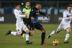 Sampdoria ko, Atalanta sale al 6/o posto