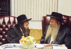 Rav Itche Meir and the Nikolsberg