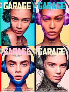 Best Magazine Covers 2015 - Garage - 3d Models