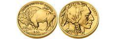 American Buffalo Goldmünzen Ankauf