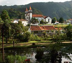 Terra Nostre in Furnas Sao Miguel Azores