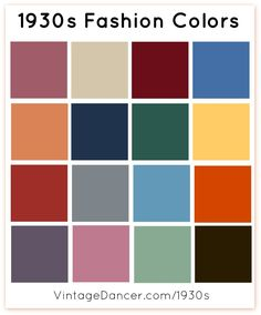 Day and evening materials, trendy colors, color combinations, fabric design Photos Of Dresses, Women's Dresses, Dresses Online, Pretty Dresses, Casual Dresses, Fashion Colours, Colorful Fashion, 1930s Fashion, Vintage Fashion