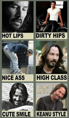 21 ideas funny cute guys smile for 2019 Keanu Reeves John Wick, Keanu Charles Reeves, Super Funny Quotes, Funny Memes, Keanu Reeves Zitate, Keanu Reeves Quotes, Keanu Reaves, Raining Men, Love Movie