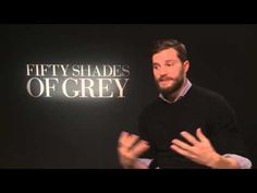 Jamie Dornan interview with GLAMOUR for Fifty Shades of Grey - YouTube