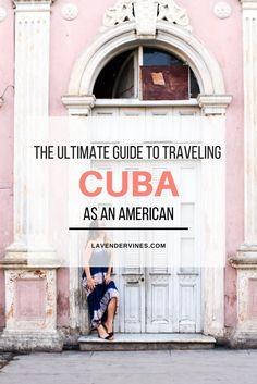 Cienfuegos | Havana | Cuba | Cuba Travel Tips | Beautiful Places | Beach | The Old Town | Habana Vieja |