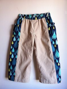 Pants from Sewing for Boys  \
