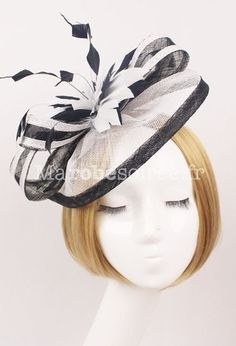 image vintage noir et blanc - Recherche Google Accessoires, Chapeaux De  Mariage, Mariage De e4f47a4ba45