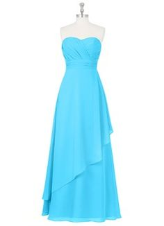 Pool Bridesmaid Dresses Gowns Azazie
