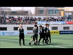 [H2O_CAM]160402 축구개막식 빅플로 BIGFLO - BAD MAMAJAMA